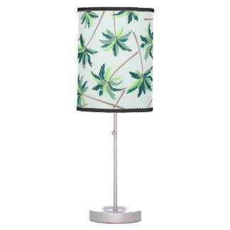 Tropical Australian foxtail palm Table Lamp