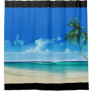 Tropical Beach Coastal Design