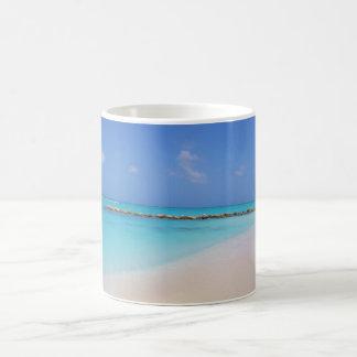 Tropical Beach Getaway Mug