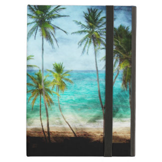 Tropical Beach iPad Air Case