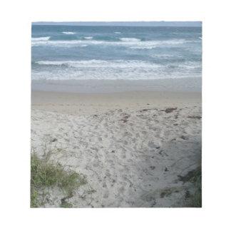 Tropical Beach Notepads