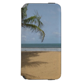 Tropical Beach Palm Tree Incipio Watson™ iPhone 6 Wallet Case