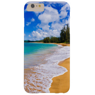 Tropical beach paradise, Hawaii Barely There iPhone 6 Plus Case