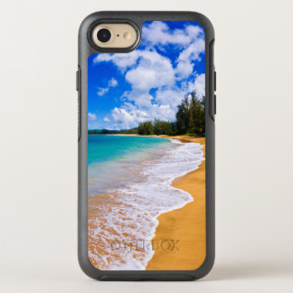 Tropical beach paradise, Hawaii OtterBox Symmetry iPhone 7 Case