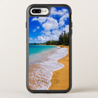 Tropical beach paradise, Hawaii OtterBox Symmetry iPhone 8 Plus/7 Plus Case