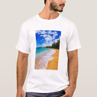 Tropical beach paradise, Hawaii T-Shirt