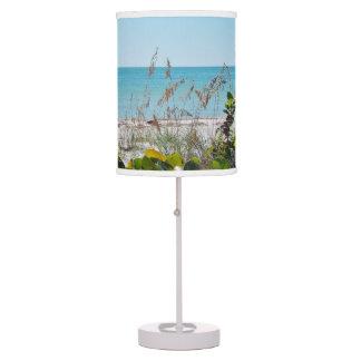 Tropical Beach Table Lamp