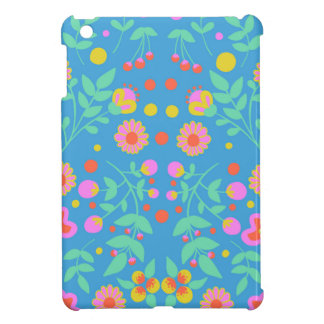 Tropical Bells iPad Mini Cases