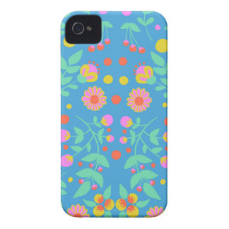 Tropical Bells iPhone 4 Cases