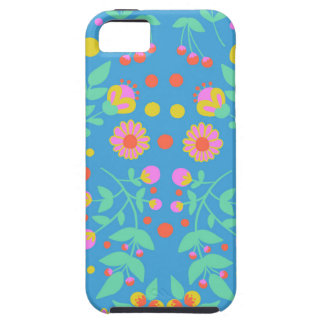 Tropical Bells iPhone 5 Case