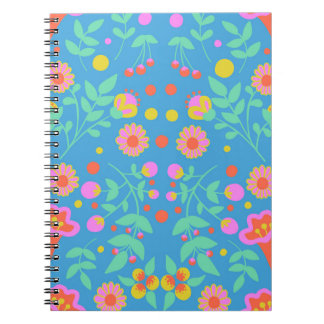 Tropical Bells Notebooks