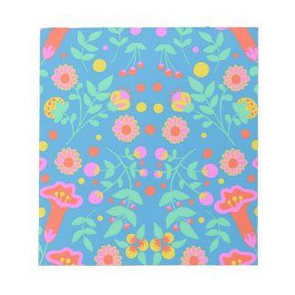 Tropical Bells Notepads