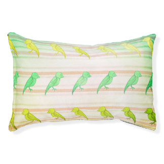 Tropical Birdies Pet Bed