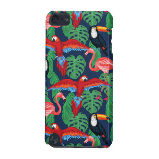 Tropical Birds In Bright Colors iPod Touch (5th Generation) Cover