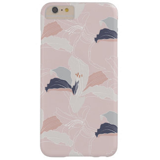 Tropical Blush Floral Phone Case