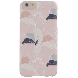 Tropical Blush Floral Phone Case