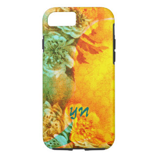Tropical Borders iPhone 7 Case