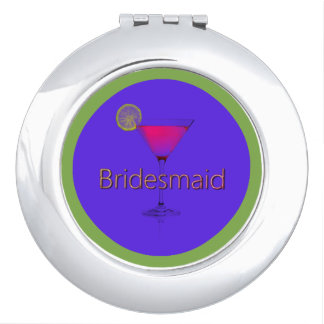 Tropical-Bridal-Party-Mod-Cocktails_Wedding-Favor Vanity Mirror