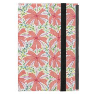 Tropical Burst iPad Case
