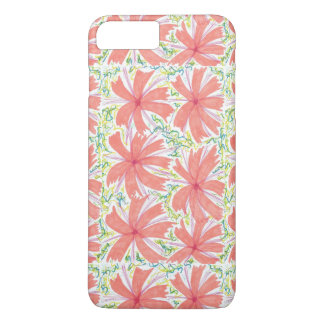 Tropical Burst iPhone Case