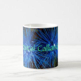 Tropical Calliandra Coffee Mug