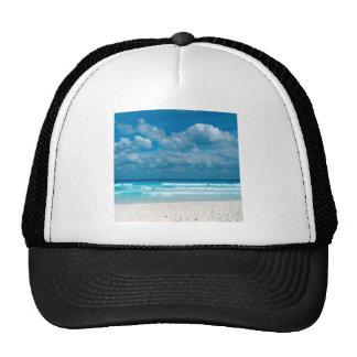 Tropical Caribbean Adventure Trucker Hats