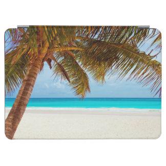 Tropical Chilling Beach Scene iPad Air Cover