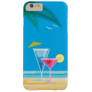Tropical Cocktails iPhone 6/6s Plus Case