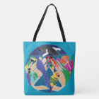 Tropical Creation Tote