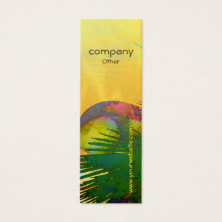Tropical Delights Business Card