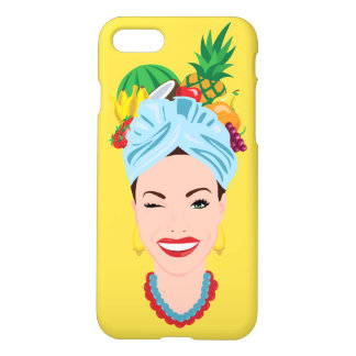 Tropical Diva iPhone 7 Case