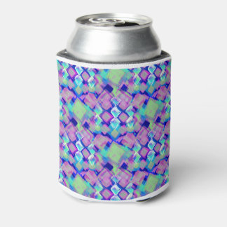 Tropical dream in pink can cooler