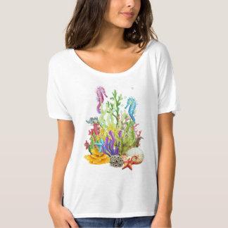 Tropical Dreams Sea Life T-Shirt