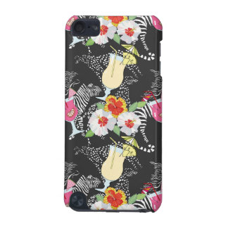Tropical Drinks With Animals iPod Touch (5th Generation) Case