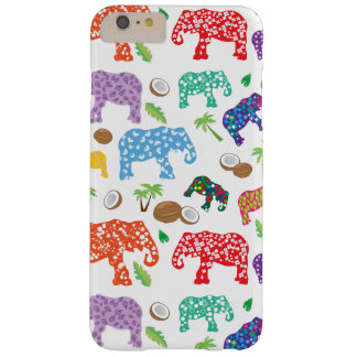 Tropical Elephants Barely There iPhone 6 Plus Case
