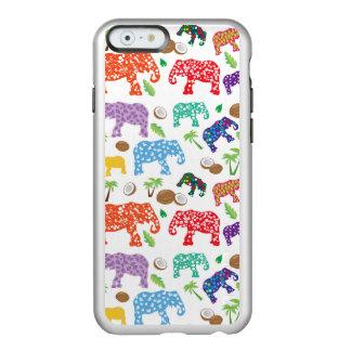 Tropical Elephants Incipio Feather® Shine iPhone 6 Case
