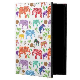 Tropical Elephants iPad Air Case