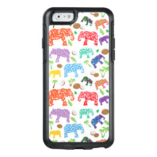 Tropical Elephants OtterBox iPhone 6/6s Case