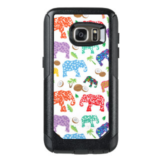 Tropical Elephants OtterBox Samsung Galaxy S7 Case