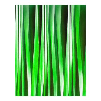 Tropical Environment Letterhead