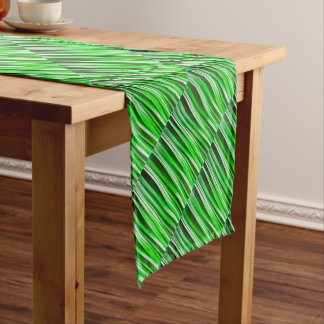 Tropical Environment Short Table Runner