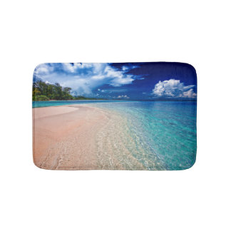 Tropical Escapes Bath Mat