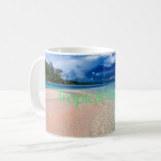 Tropical Escapes Coffee Mug