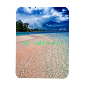 Tropical Escapes Magnet