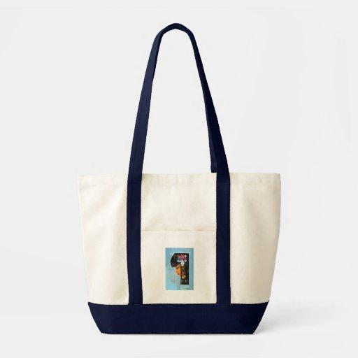 Tropical Faerie Canvas Bags