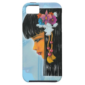 Tropical Faerie iPhone 5 Cover