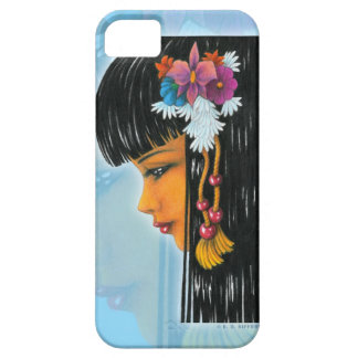 Tropical Faerie Case For The iPhone 5