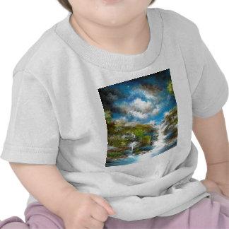 Tropical Fantasy Design Shirts