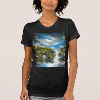 Tropical Fantasy Design T-shirt
