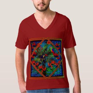 Tropical Fantasy T Shirts